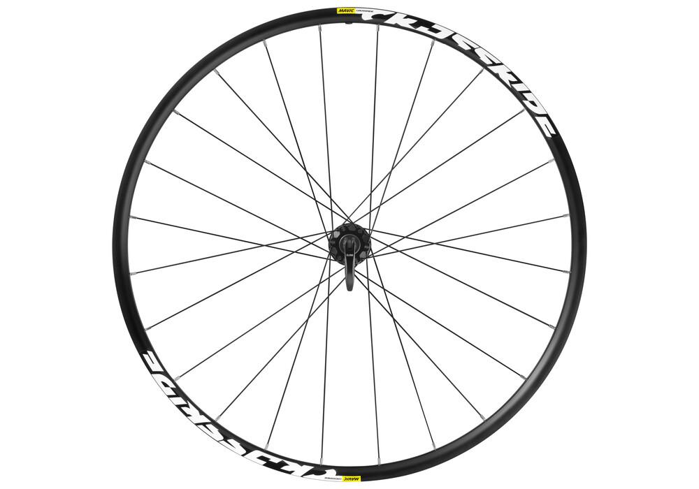 Mavic Crossride FTS-X MTB hjul 26 HR Intl M11 sort | Find cykeltilbehør på nettet | Bikester.dk